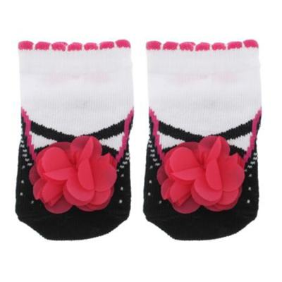 Imagem 1 do produto Meia Soquete recém-nascido Pink Flower - Puket