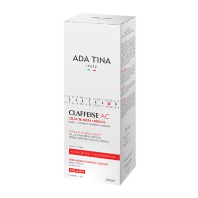 Imagem 2 do produto Claffeise Áreas Críticas Ada Tina - Anticelulite - 200ml