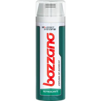 Espuma de Barbear Bozzano Refrescante 190g