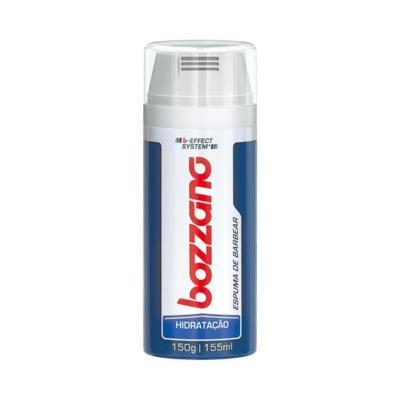 Imagem 1 do produto Espuma De Barbear Bozzano - Hidratação 150g