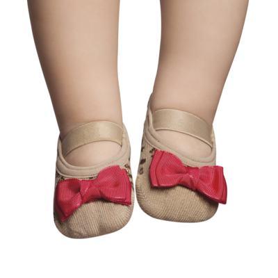 Imagem 1 do produto Meia Sapatilha para bebe Oncinha  - Puket