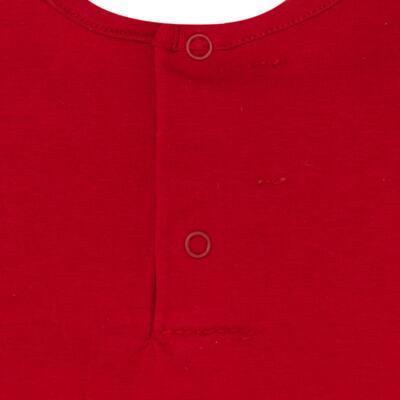 Imagem 4 do produto Body regata c/ Shorts para bebe em cotton Liberty - Mini Sailor - 17374443 CONJ. BODY C/SHORTS COTTON VERMELHO-6-9