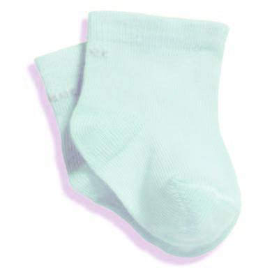 Imagem 1 do produto Meia Soquete recém-nascido Branca - Puket