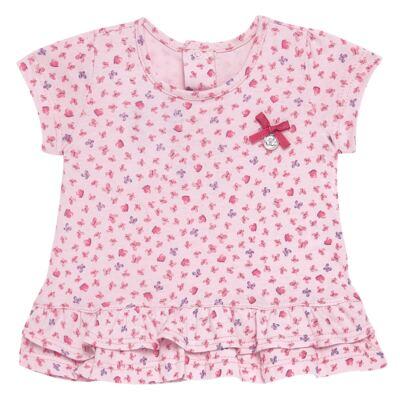 Imagem 2 do produto Bata com Legging para bebe em cotton Papillon - Vicky Lipe - 18620001.54 CONJ.BATA C/LEGGING - COTTON-G
