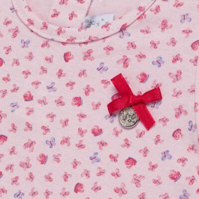 Imagem 3 do produto Bata com Legging para bebe em cotton Papillon - Vicky Lipe - 18620001.54 CONJ.BATA C/LEGGING - COTTON-G