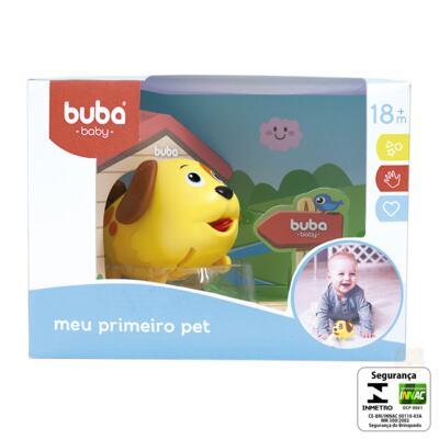 Imagem 2 do produto Cachorrinho Meu Primeiro Pet (18m+) - Buba - BUBA6694 MEU PRIMEIRO PET