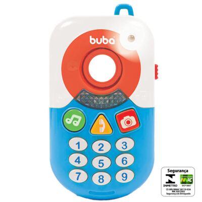 Imagem 2 do produto iBaby Phone (18m+) - Buba - BUBA6717 BUBA FONE