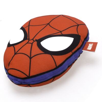 Imagem 3 do produto Naninha para bebe Homem Aranha - Marvel by Fefa - 390.00.0507 NANINHA SPIDER MAN UNICA