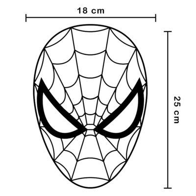 Imagem 4 do produto Naninha para bebe Homem Aranha - Marvel by Fefa - 390.00.0507 NANINHA SPIDER MAN UNICA