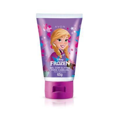 Gel de Cabelo Glitter Frozen Magic 65g