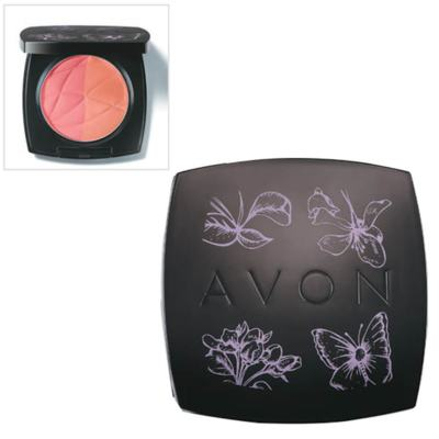 Imagem 2 do produto Duo Blush Avon True Color Ideal Luminous Contorno -