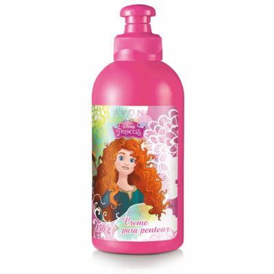 Imagem 1 do produto Creme para Pentear Disney Princesa Valente 150g