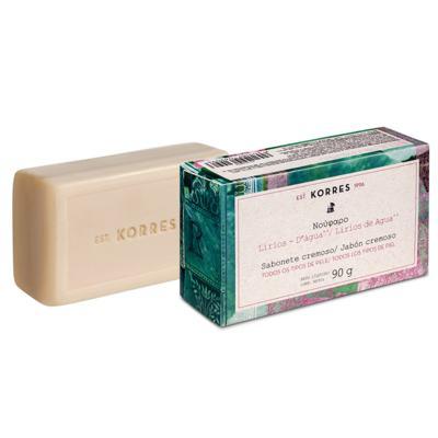 Imagem 5 do produto Sabonete em Barra Korres - Water Lily - 90g