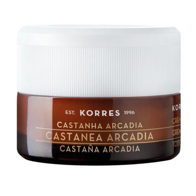 Imagem 2 do produto Creme Anti-Idade e Firmador Korres Castanea Arcadia Noite