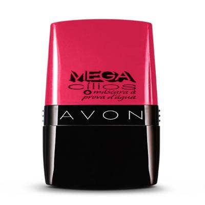 Imagem 3 do produto Máscara de Volume para Cílios Avon à Prova d'Água Mega Cílios 9g