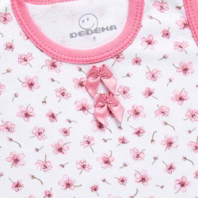 Imagem 3 do produto Baby Doll em malha Flowers - Dedeka