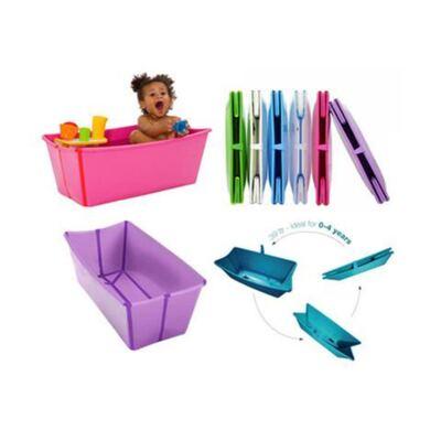 Imagem 6 do produto Banheira Flexi Bath Dobrável Rosa - Stokke
