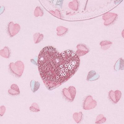 Imagem 2 do produto Blusinha manga longa para bebe em suedine Dolce Amore - Baby Classic - 58010004.23 BLUSINHA M/L- SUEDINE ESTAMPADO-2