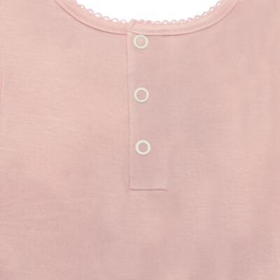 Imagem 3 do produto Blusinha para bebe em viscolycra Cats & Rabbits - Baby Classic - 016961 BLUSINHA M/L VISCOLYCRA PET PRINT-2