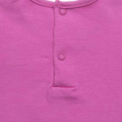 Imagem 3 do produto Blusinha manga longa para bebe em cotton Liberty - Baby Classic - 0781324 BLUSINHA ML COTTON GARDEN 2-M