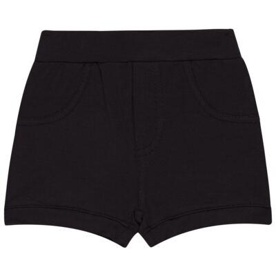 Imagem 5 do produto Body curto com Shorts para bebe em cotton algodão egípcio Love Cute  - Mini & Kids - CJSH0001.233 BODY C/MANGA BAB.E SHORTS - COTTON-P