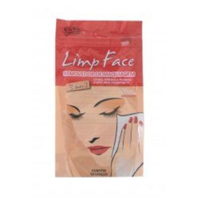Imagem 1 do produto Demaquilante Limp Face 50 unidades