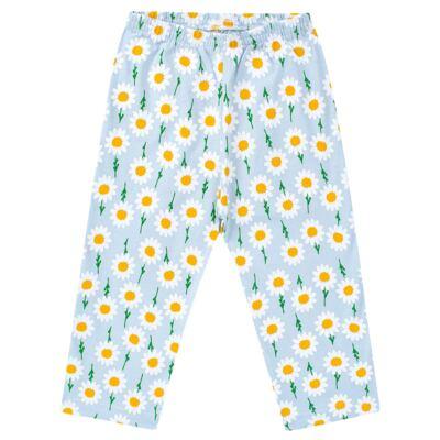 Imagem 6 do produto Pijama longo que Brilha no Escuro Little Daisies - Cara de Criança - L2073 MARGARIDA L PJ-LONGO M/MALHA -3