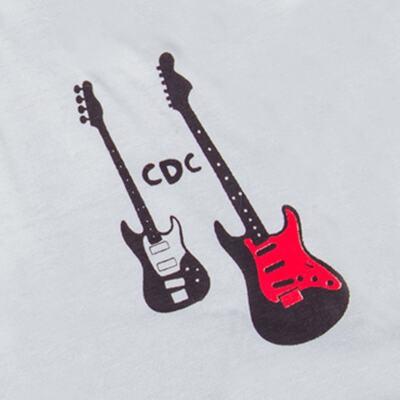Imagem 5 do produto Kit com 2 Cuecas Boxer para bebe em malha Guitar - Cara de Criança - KK2415 Kit Guitarra KK2 Kit Cueca 2 pçs M/Malha -M