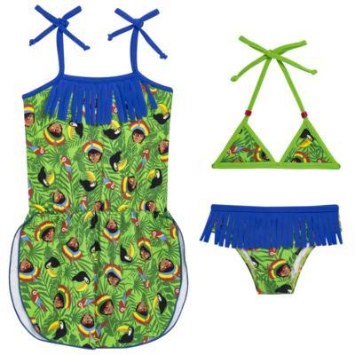 Imagem 1 do produto Conjunto de Banho Índia: Biquíni + Saída de praia - Cara de Criança - KIT 1 2525: B2525 + SPA2525 BIQUINI E SAIDA DE PRAIA INDIA-6