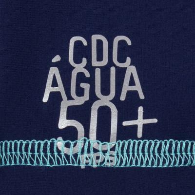 Imagem 4 do produto Conjunto de Banho Laguna: Camiseta surfista + Sunga - Cara de Criança - KIT 1 2576: SB2576 + CSA2576 SUNGA E CAMISETA PRANCHA BLUE-6