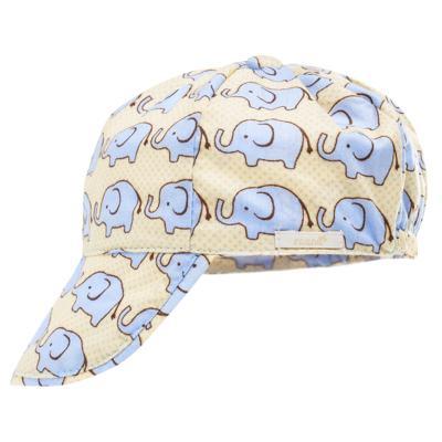 Imagem 3 do produto Conjunto de banho para bebê Little Elephant: Cobre Fralda + Boné - Roana - BSM00883005 BANHO DE SOL ELEFANTINHO BEGE-P