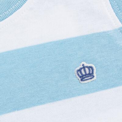 Imagem 2 do produto Regata em malha Summer Stripes - Mini & Classic - 9502666 CAMISETA REGATA MALHA SUMMER-1