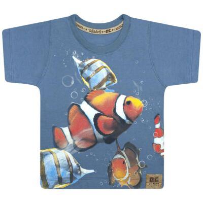 Imagem 1 do produto Camiseta em malha Peixinho - CDC T-Shirt - CMC0996 CAMISETA EM MALHA PEIXINHO-4