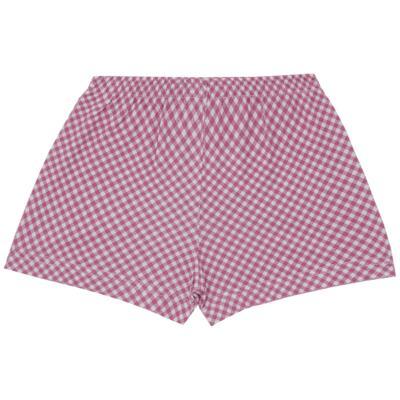 Imagem 4 do produto Pijama curto com Shorts em malha Princesinha - Cara de Sono - U1997 PRINCESINHA U PIJAMA-CURTO M/MALHA -2