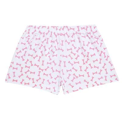 Imagem 4 do produto Pijama curto com Shorts em malha Cachorrinha - Cara de Sono - U2118 PET MENINA PIJAMA-CURTO M/MALHA-2