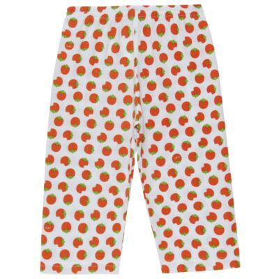 Imagem 6 do produto Pijama Curto que Brilha no Escuro Caqui Chocolate - Cara de Criança - C1912 CAQUI CHOCOLATE C PJ - MG CURTA C/CALCA M/MALHA -2