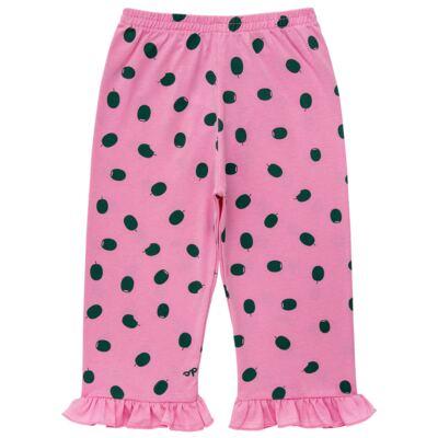 Imagem 6 do produto Pijama longo que Brilha no Escuro Azeitoninha - Cara de Criança - L1638 AZEITONA L PJ-LONGO M/MALHA-1