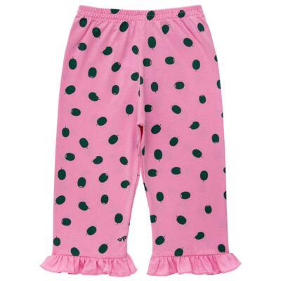 Imagem 6 do produto Pijama longo que Brilha no Escuro Azeitoninha - Cara de Criança - L1638 AZEITONA L PJ-LONGO M/MALHA-3