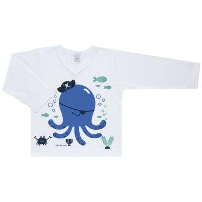 Imagem 2 do produto Pijama longo em malha Polvinho - Cara de Sono - L1991 POLVO L PJ-LONGO M/MALHA -3