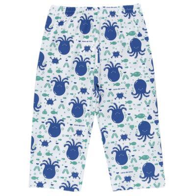 Imagem 4 do produto Pijama longo em malha Polvinho - Cara de Sono - L1991 POLVO L PJ-LONGO M/MALHA -3