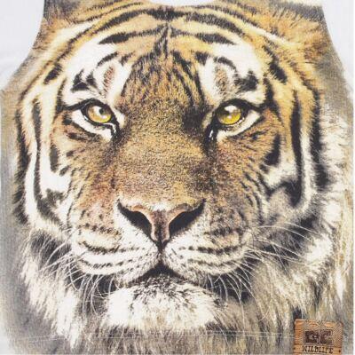 Imagem 2 do produto Camiseta longa em malha Tigre - CDC Tshirt