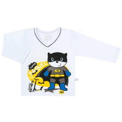 Imagem 2 do produto Pijama que Brilha no escuro BatBiel - Cara de Criança - L2378 BATBIEL L PJ-LONGO M/MALHA -4