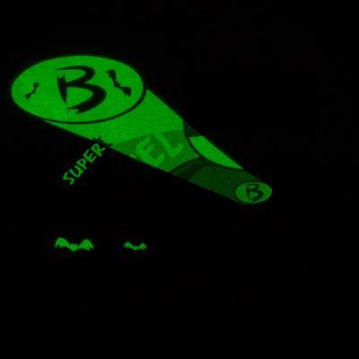 Imagem 5 do produto Pijama que Brilha no escuro BatBiel - Cara de Criança - L2378 BATBIEL L PJ-LONGO M/MALHA -4