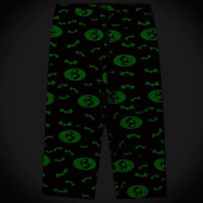 Imagem 7 do produto Pijama que Brilha no escuro BatBiel - Cara de Criança - L2378 BATBIEL L PJ-LONGO M/MALHA -3