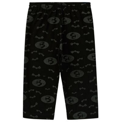 Imagem 6 do produto Pijama que Brilha no escuro BatBiel - Cara de Criança - L2378 BATBIEL L PJ-LONGO M/MALHA -2