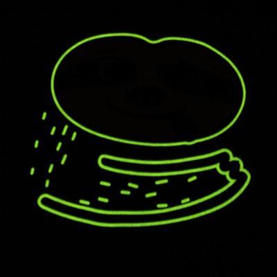 Imagem 4 do produto Pijama que Brilha no Escuro Bicho Preguiça  - Cara de Criança - L1746 BICHO PREGUICA L PJ-LONGO M/MALHA-4