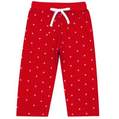 Imagem 5 do produto Pijama longo que Brilha no Escuro Moranguinho - Cara de Criança - L1635 MORANGO L PJ-LONGO M/MALHA-2