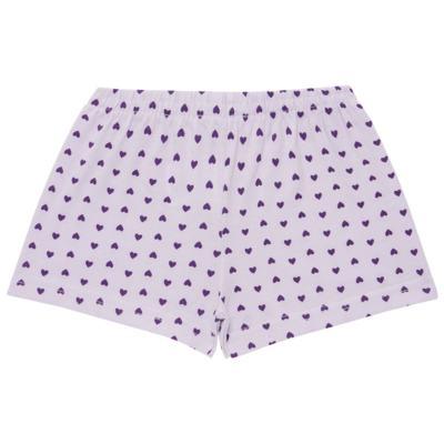 Imagem 4 do produto Pijama curto com Shorts em malha Candy - Cara de Sono - U1998 GULOSEIMAS U PIJAMA-CURTO M/MALHA -2
