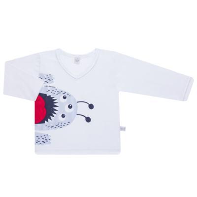Imagem 2 do produto Pijama longo em malha Monstrinho - Cara de Sono - L2452 MONSTRINHO L PJ-LONGO M/MALHA-4
