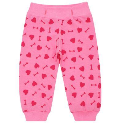 Imagem 5 do produto Pijama 4 botões que Brilha no Escuro Cachorrinha - Cara de Criança - 4L1671-CACHORRINHA 4L PJ 4 BOTOES-LONGO M/MALHA-M